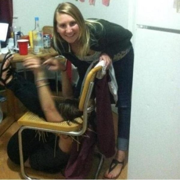 Wasted People (32 pics)