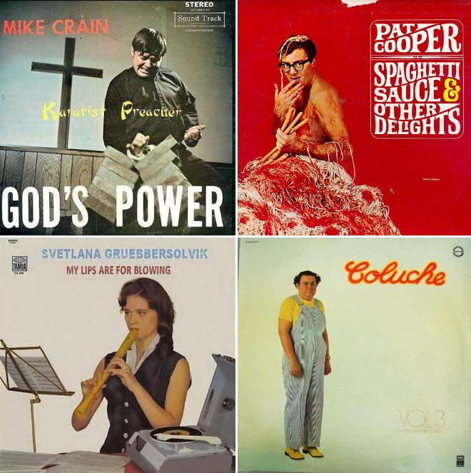 Strange Music Album Covers (21 pics)