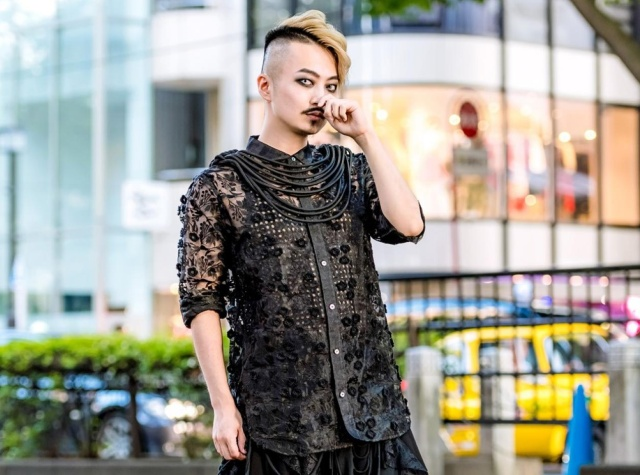 Japanese Fashion (19 pics)