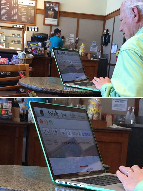 Senior Citizens Vs Technology (35 pics)
