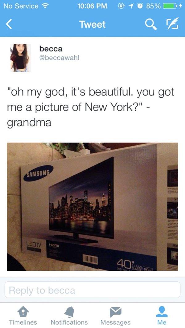 Senior Citizens Vs Technology (35 pics)