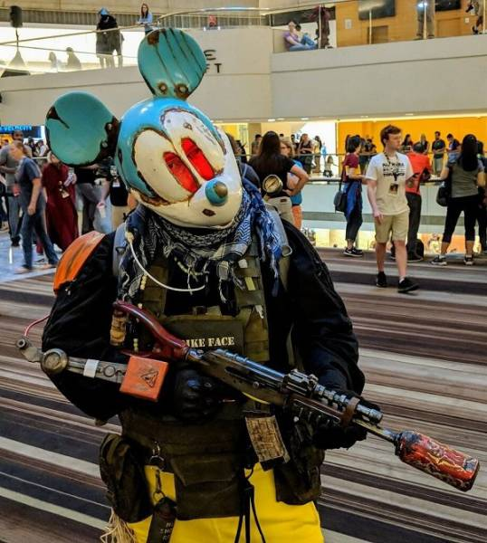 Examples Of Really Good Cosplay (39 pics)