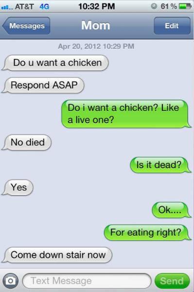 Funny Texts (33 pics)