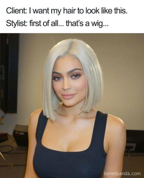 Hairstylist Memes (40 pics)