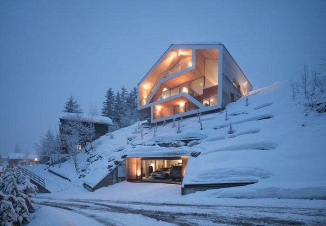Awesome Home In Switzerland (5 pics)