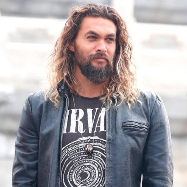 Jason Momoa Looks Cool On Instagram (20 pics)