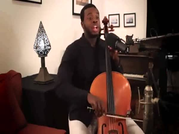 Cello + Beatbox = Cool Erudite Music