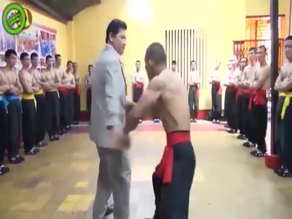 Master Of Non-Contact Fight
