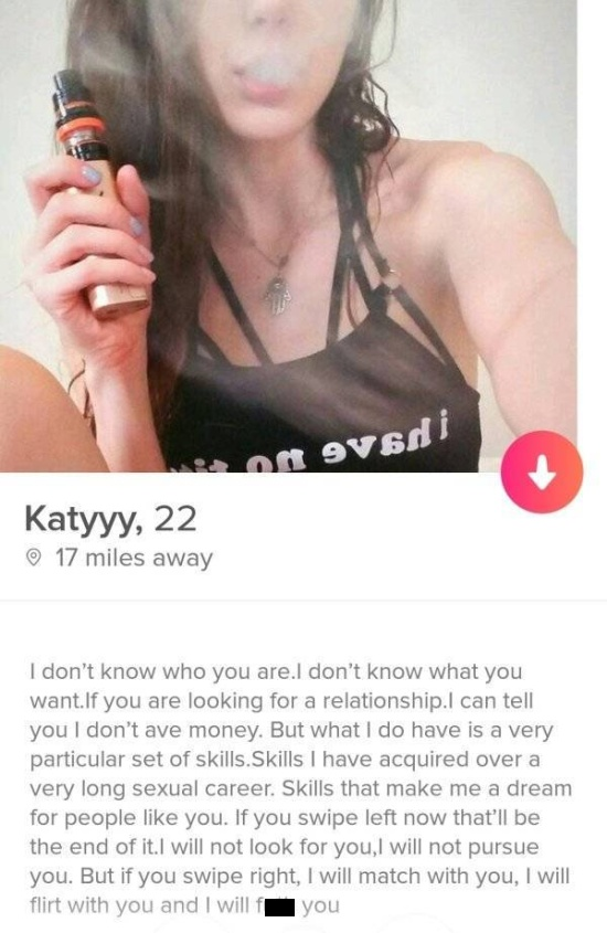 Tinder Is A Very Strange Place Sometimes (26 pics)