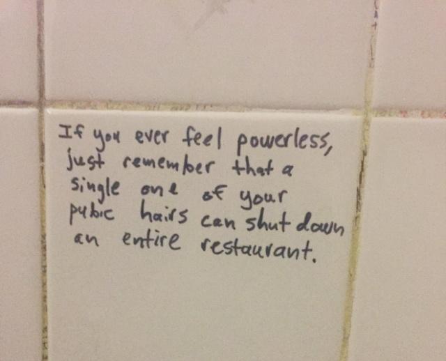 Funny Toilet Graffiti (20 pics)