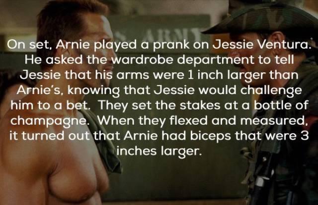 "Facts About The Original ""Predator"" (21 pics)"