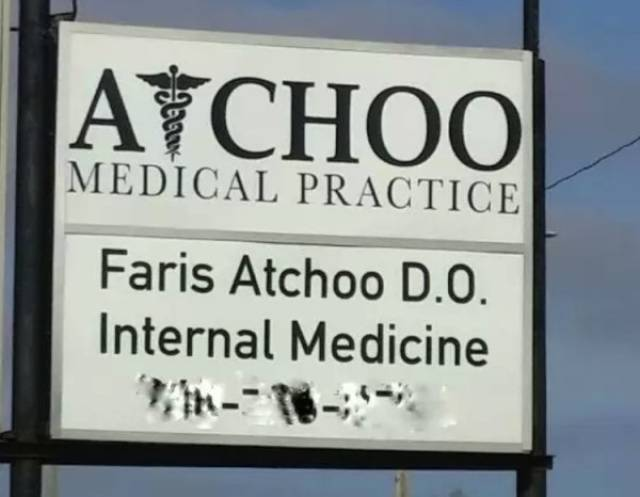 Their Names Were Made For Their Professions  (22 pics)