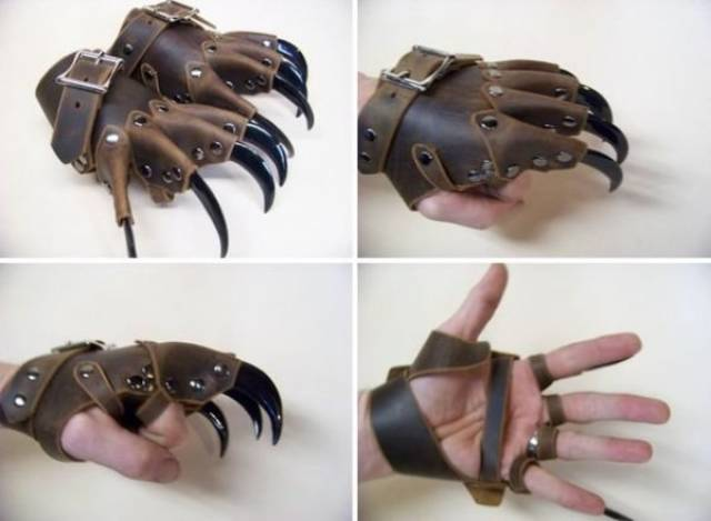Strange And Cool Weapons (22 pics)