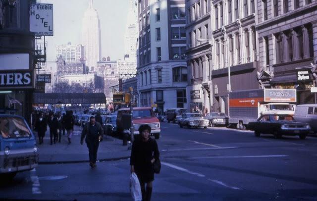 New York, 1970's (34 pics)