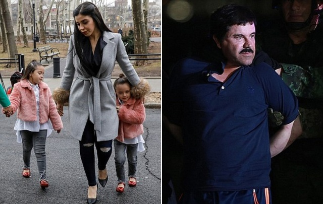 El Chapo's Seven-Year-Old Twin Daughters' Birthday Party (8 pics)