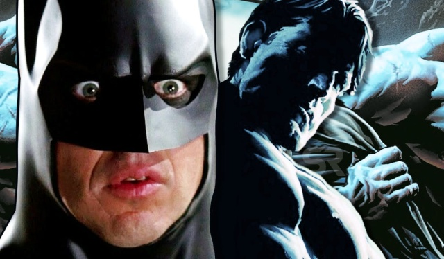 Batman Goes Totally Naked in DC's Mature Comic Line (2 pics)
