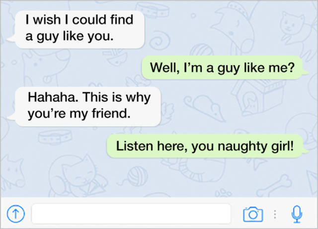 Welcome To The Friendzone (19 pics)