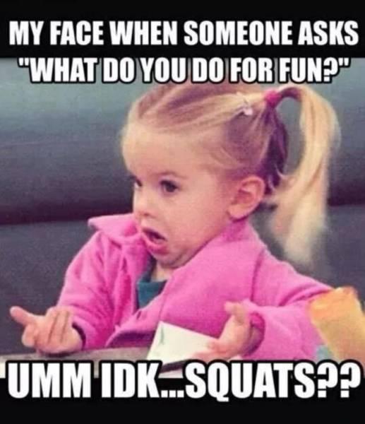 Gym Memes (28 Pics