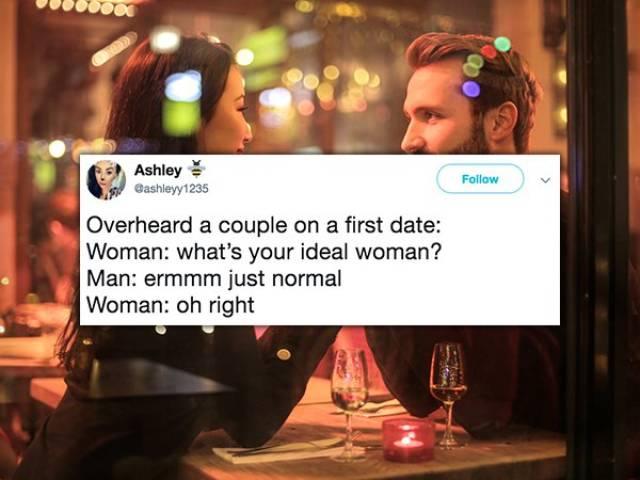 Overheard Conversations (24 pics)
