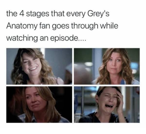 Grey S Anatomy Jokes 42 Pics Smiles Tv