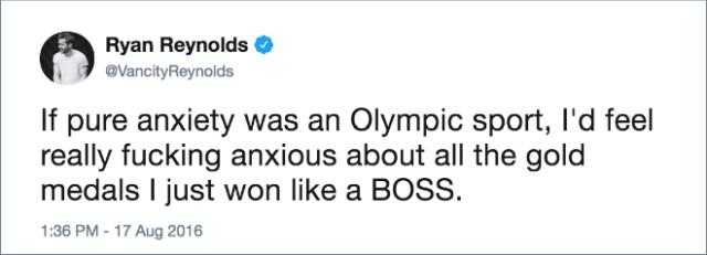Ryan Reynolds' Funniest Tweets (21 pics)