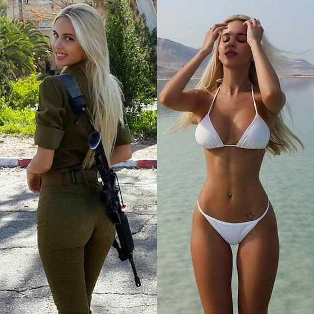 Girls With And Without Uniform (33 pics)