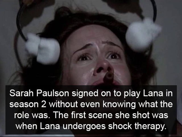 Facts About 'American Horror Story' (14 pics)