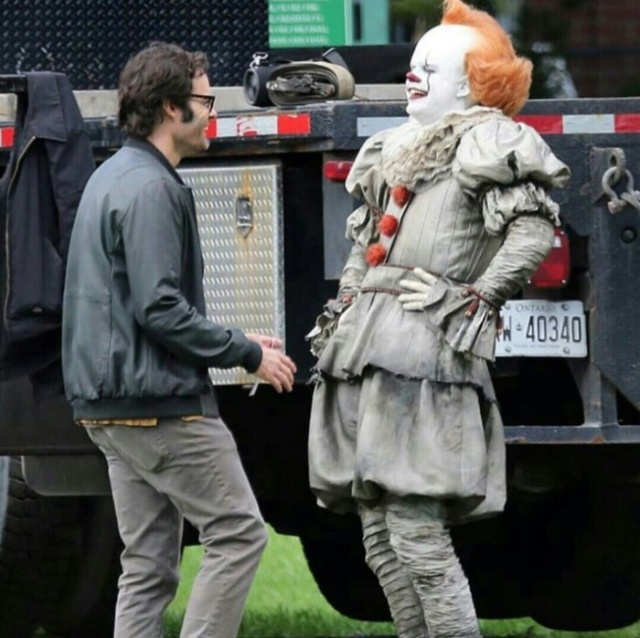 "New Photos From The Set Of ""It 2"" (4 pics)"