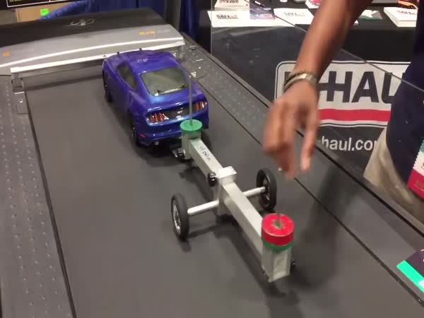 How Weight Distribution In A Trailer Affects A Driving Car