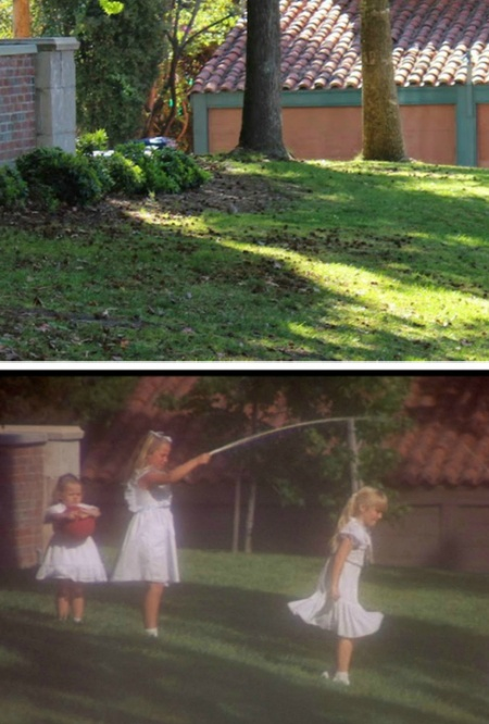 "Visiting The Places Of Filming ""Nightmare on Elm Street"" (1984) (15 pics)"