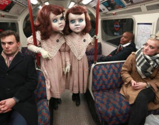 London Commuters Can Be Strange (31 pics)