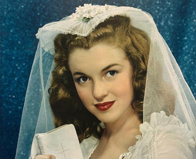 Rare Pinup Photos Of Marilyn Monroe (13 pics)