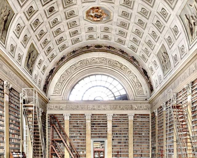 World's Most Beautiful Libraries (30 pics)