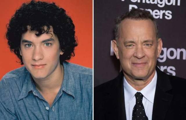 How Famous Actors Age (49 pics)