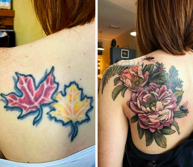 Any Tattoo Can Be Improved (21 pics)