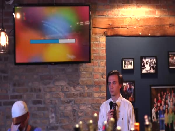 This Guy Showed Up To A Karaoke Bar To Sing 'Tequila'