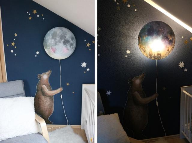 Cool Designs of Children's Rooms (18 pics)