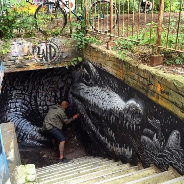Impressive Street Art (44 pics)