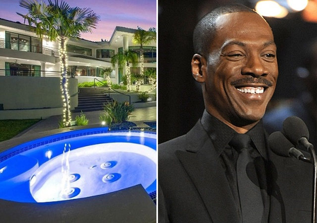 Eddie Murphy's Former Northern California Mansion Is On Sale For $10 Million (12 pics)