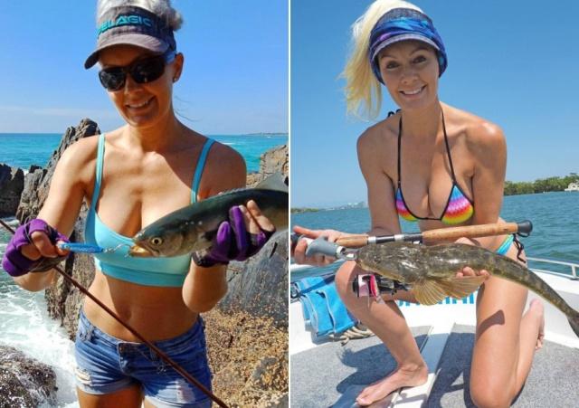 Cute Fisherwoman From Australia (19 pics)