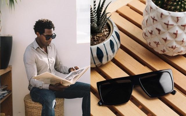 IRL Glasses - Glasses that Block Screens (5 pics)