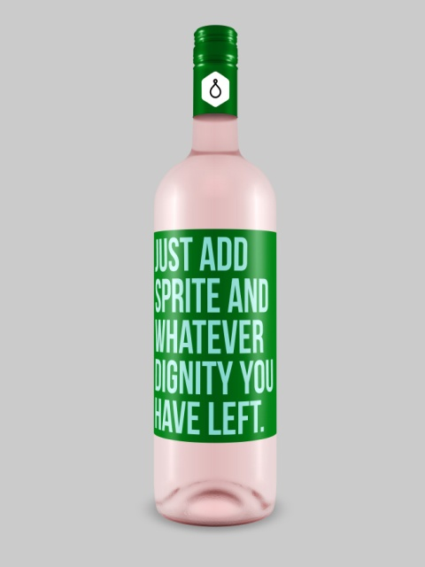 Honest Wine Labels (17 pics)