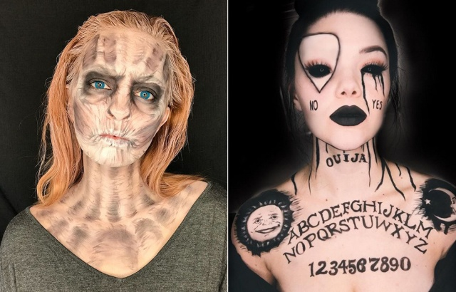 Scary Halloween Costumes (24 pics)