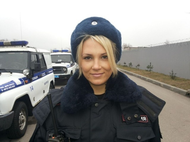 Russian Police  Drunk Russians-4965