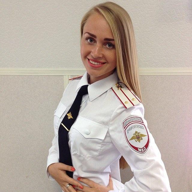 Cute Russian Police Girls 25 Pics-8178