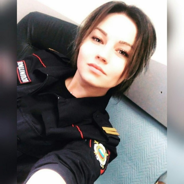 Cute Russian Police Girls 25 Pics-1208