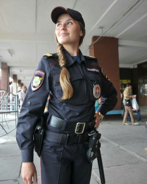 Russian Police  Drunk Russians-5508