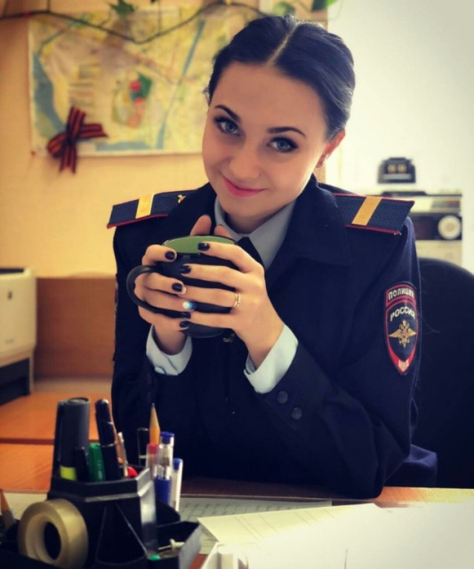 Russian Police  Drunk Russians-9396