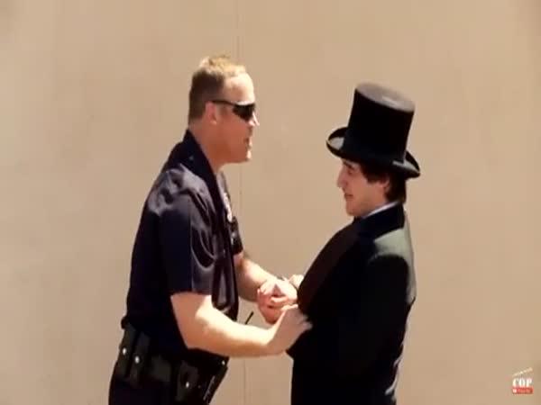 Police vs Magic