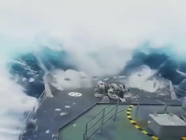 Antarctic Deep Water